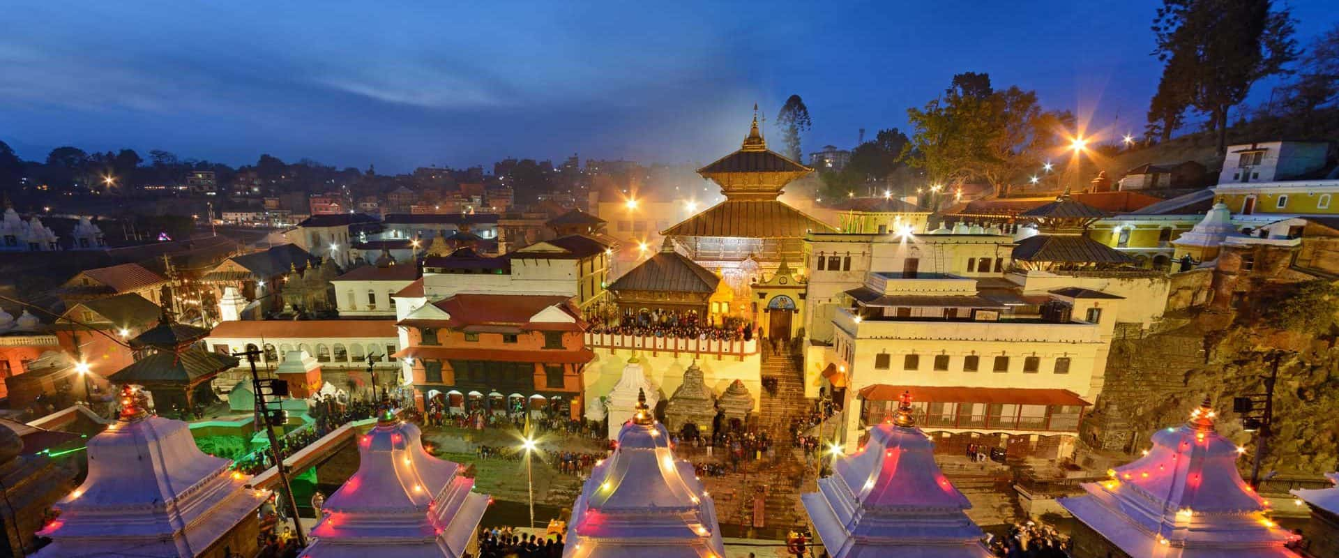 KATHMANDU - eclectic mix of past and present