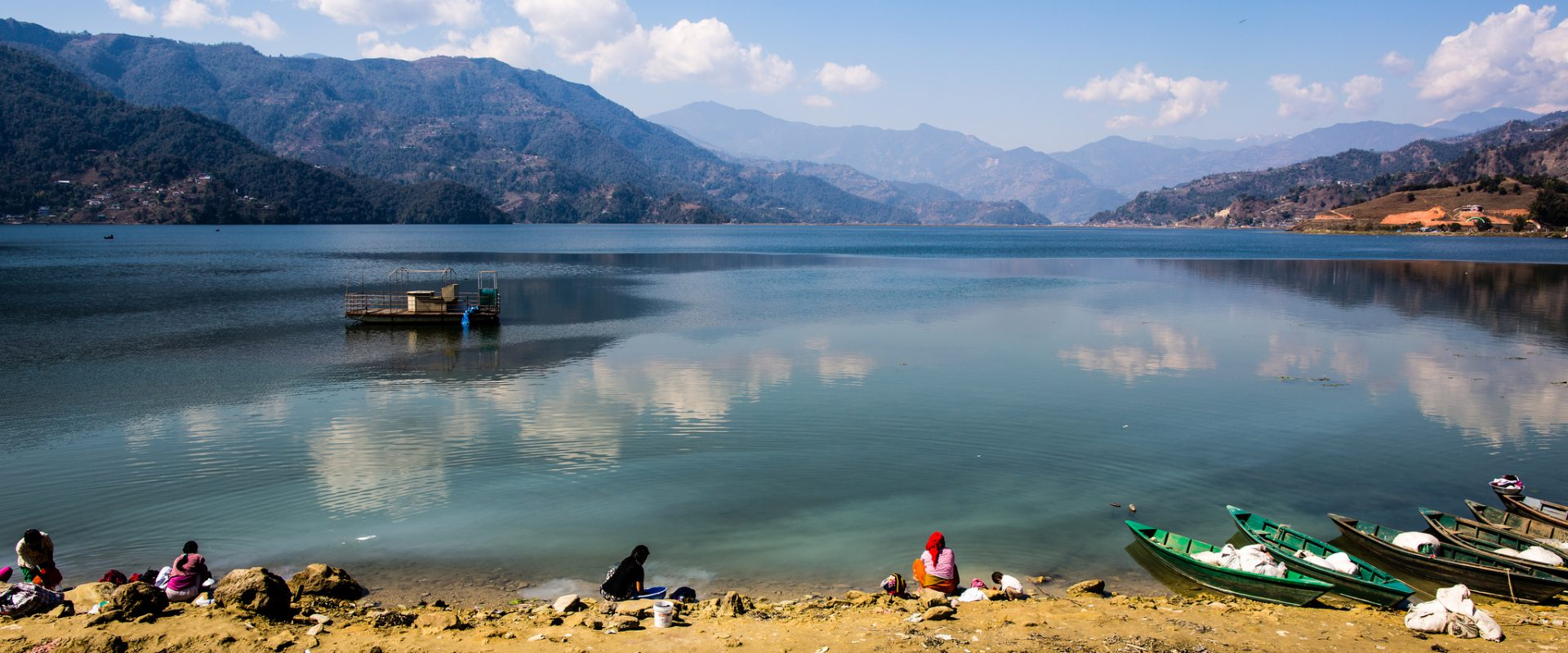 POKHARA - city of lake