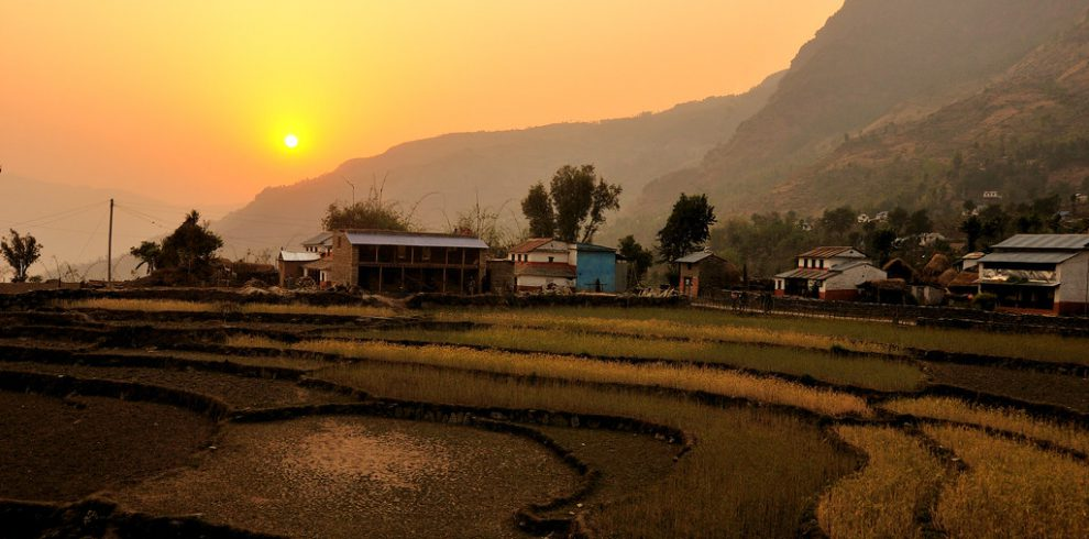 Sirubari Village in Nepal