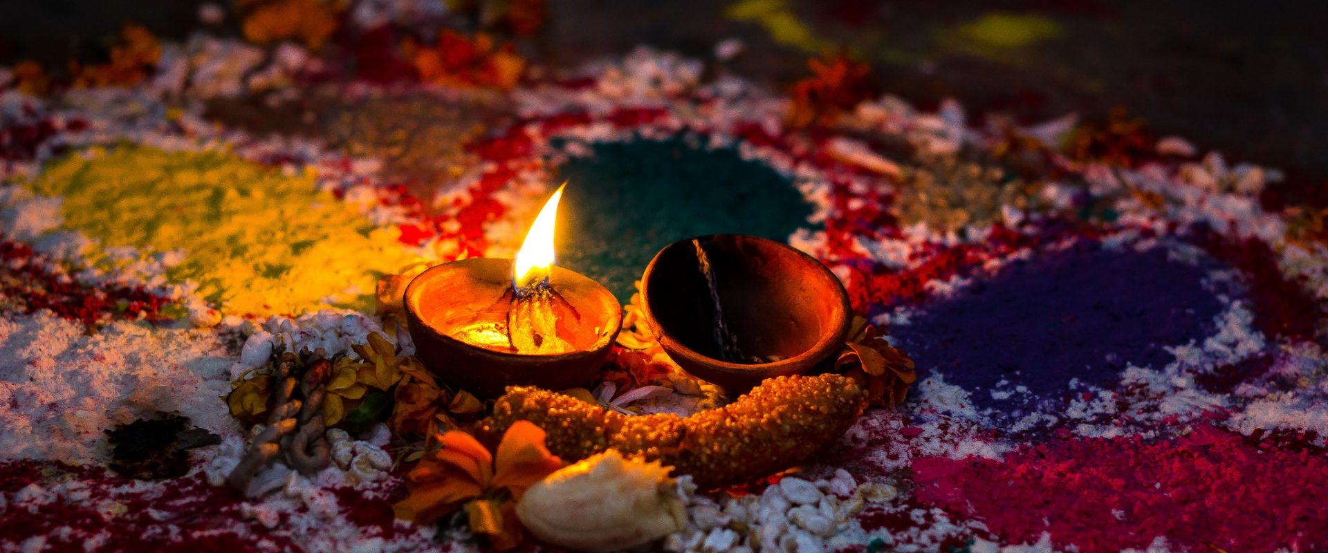 Tihar - the festival of lights & colors!