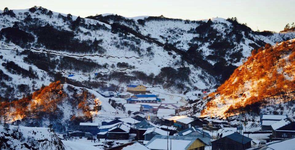 Kalinchowk :- The most visited winter wonderland from Kathmandu Valley.