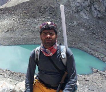 Khagendra - Operation Manager & Trekking Guide of Osho Adventure